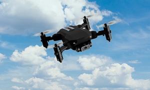Minidrone avec caméra 4K avec support pour smartphone