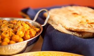 Bombay Bites: Indian Cuisine at Bombay Bites (Up to 45% Off). Two Options Available.
