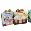 Classic Fairy Tale Slide and See Books (4-Pack)