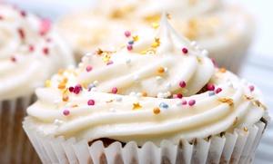 Celestial Cupcakes & More: One Dozen Cupcakes at Celestial Cupcakes & More (53% Off)
