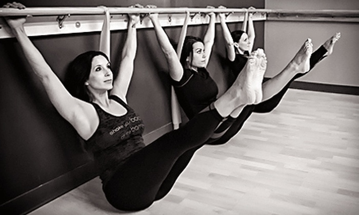 Temple Fitness - Franklin: 5 or 10 Barre Fitness Classes at Temple Fitness (Up to 75% Off)