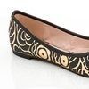 Rasolli Women's Flats with Bow (Size 6.5)