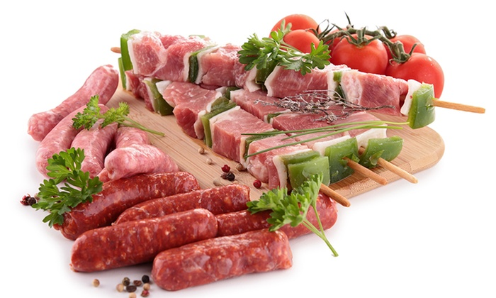 Passanante's Home Food Service: Assorted Meat Packages with Home Delivery (Up to 55% Off). Two Options Available.
