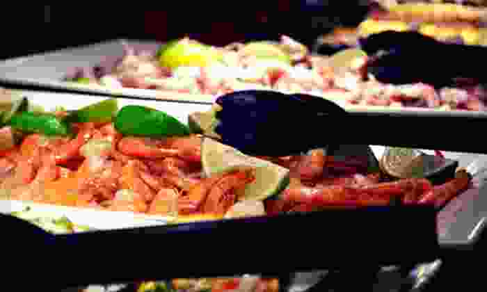Buffet Palace - Westgate: $11.50 for $20 Worth of Asian Food at Buffet Palace