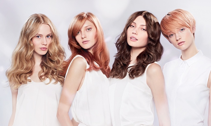 Redhouse Salon - Multiple Locations: $67 for Shampoo, Cut, and Style with Color and a $25 Credit Toward Products at Redhouse Salon ($136 value)