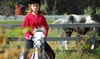 Hunt Print Farm Inc - Calverton: Two Horseback-Riding Lessons at Hunt Print Farm (65% Off)