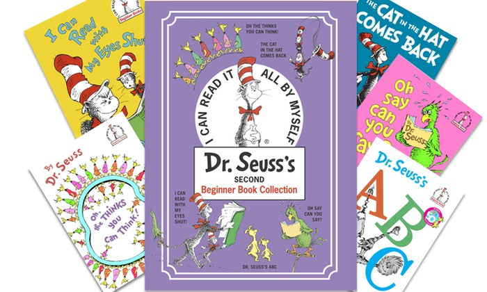 Dr. Seuss 2nd Beginning Five-Book Collection: Dr. Seuss 2nd Beginning Five-Book Collection