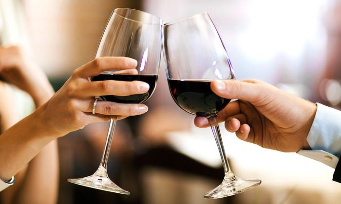 Zorvino Vineyards - Zorvino Vineyards: $15 for Winery Tour for Two, Two Souvenir Glasses, and Wine Credit at Zorvino Vineyards ($30 Value)