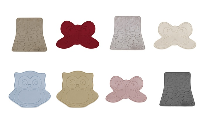 Domowin tappetino da bagno tappeto da bagno in memory foam