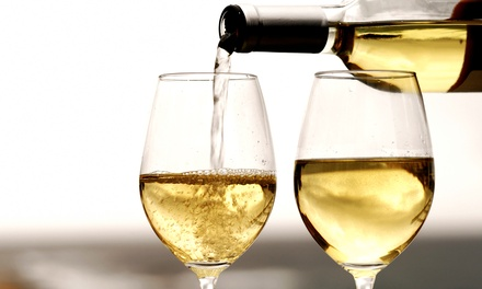 $39 for a Wine-Education Class for Two with Food Pairings and Wineglasses at Water 2 Wine ($100.93 Value)