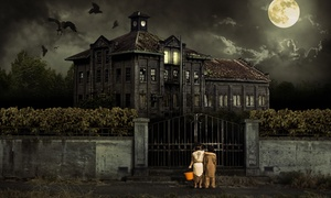 The Henderson Castle: Haunted Halloween for Two or Four on October 31 at The Henderson Castle (Up to 54% Off)