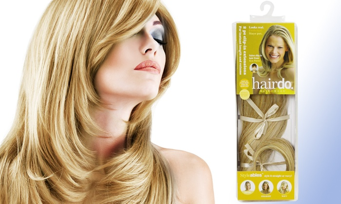 Ken paves hair extensions 16 groupon goods groupon goods global gmbh ken paves hair extension 16 in choice of colour pmusecretfo Choice Image