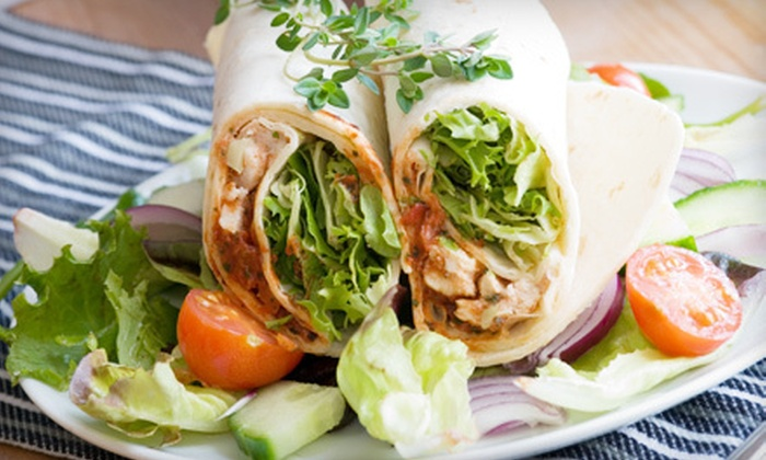 The Healthy Beli - Commack: $12 for $25 Punch Card for Fresh Cafe Food and Smoothies