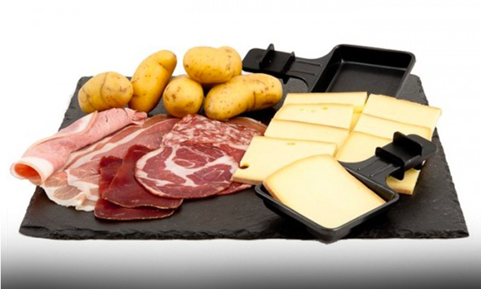raclette pour 4 livr e chez vous agro alp groupon. Black Bedroom Furniture Sets. Home Design Ideas