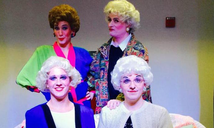 "Golden Girls LIVE On Stage - Club Café: ""Golden Girls Live! The Lost Reunion Episode"" (February 5–April 3)"