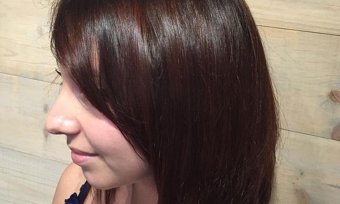 Larry Vanzant @ Patricia Noel - Santa Barbara: One Haircut with Shampoo and Style from Larry Vanzant @ Patricia Noel (50% Off)