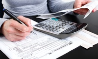 $108 for Professional Income Tax Filing Services from E & Z Financial Service ($200 Value)