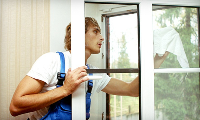 20/20 Services - San Diego: One Cleaning of 15, 25, 35, or 45 Windows, or Three Cleanings of 15 Windows from 20/20 Services (Up to 76% Off)