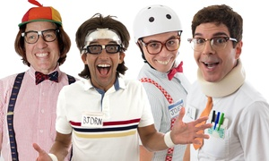 "SoLive Presents ""Life Palooza"" with The Spazmatics: Life Palooza with The Spazmatics at WhiteWater Amphitheater on Saturday, May 30 at 6 p.m.  (Up to 47% Off)"