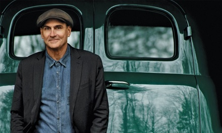 James Taylor at Xfinity Theatre on Saturday, July 11, at 8 p.m. (Up to 37% Off)