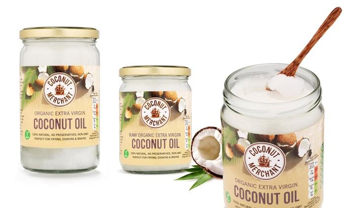500 ml ou 1 L d'huile de noix de coco bio, Coconut Merchant® dès 11,90 € (jusqu'à 43% de réduction)