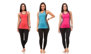 Women's Active Stretch Racer-Back Tank Top at Women's Active Stretch Racer-Back Tank Top, plus 9.0% Cash Back from Ebates.