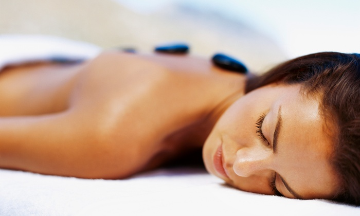 Cheveux the Spa - East Hills: $50 for a 75-Minute Hot-Stone Massage with Hot, Herbal Towel Facial Treatment at Cheveux the Spa ($100 Value)