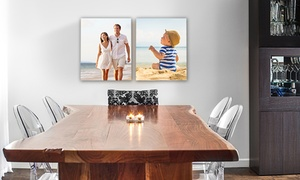 "$10 For 11""x14"" Canvas Portrait From Canvas People ($69.99 Value)"