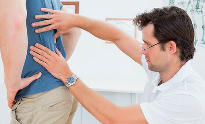 image for The Back Pain Centre: Consultation and Exam (£9) Plus Massage (£29)