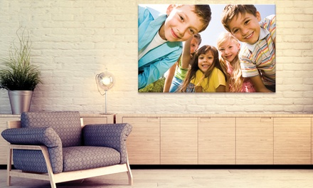 .99 for a Personalised Gallery Wrapped Canvas Print, Redeemable Online Don't Pay Up to $279.99