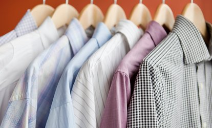 image for Dry-Cleaning <strong>Services</strong> from Demetri's Valet in Levittown (Up to 50% Off)