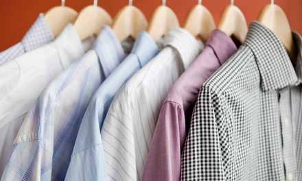 Dry-Cleaning Services from Demetri's Valet in Levittown (Up to 50% Off). Two Options Available.
