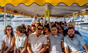 Boat Bar Crawl - Miami: Pub Crawl Cruise for Two or One from Boat Bar Crawl (Up to 62% Off)