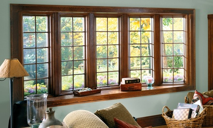 $40 for $400 Worth of Custom Window Replacement and Installation from Renewal By Andersen