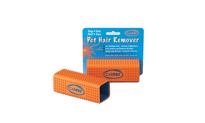 carpet pet hair remover groupon goods. Black Bedroom Furniture Sets. Home Design Ideas