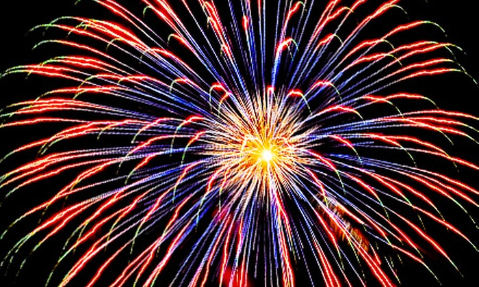 Pro Fireworks - Multiple Locations: Shells, Firecrackers, Roman Candles, and Other Professional-Grade Fireworks at Pro Fireworks (Up to 53% Off)