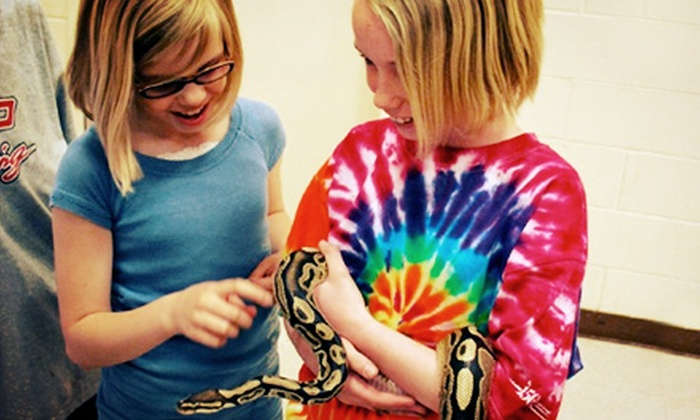 Exploration DayZ - Greensboro: $75 for One Week of Kids' Summer Day Camp with Lunch at Exploration DayZ ($160 Value)