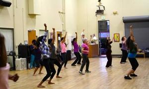 Elite Naach Academy: Eight Dance Classes from Elite Naach Academy (65% Off)