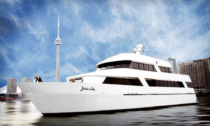 Yankee Lady Yacht Charters - Downtown Toronto: Saturday-Afternoon Cruise for One Adult or Child from Yankee Lady Yacht Charters (Up to 54% Off)