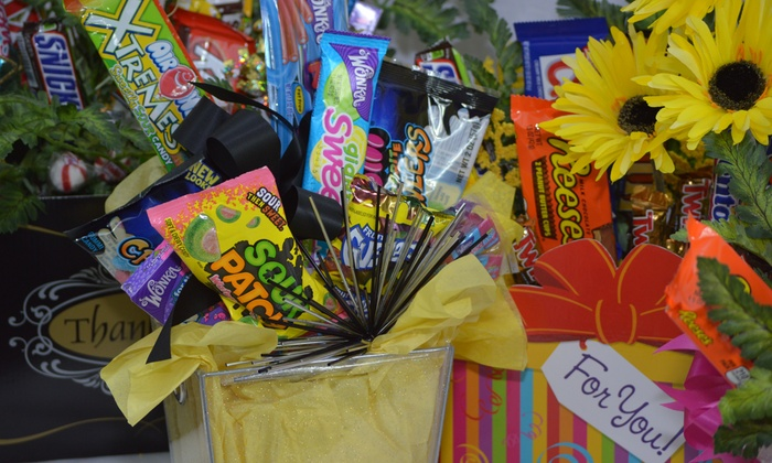 Sweet Bouquet - Las Vegas: $27 for $50 Worth of Gift Baskets — Sweet Bouquet
