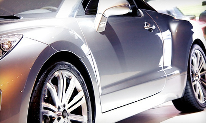 Top Notch Mobile Auto Detailing - Silverton Ranch: Mobile Exterior Detail and Paint-Sealant Service from Top Notch Mobile Auto Detailing (57% Off). Two Options Available.