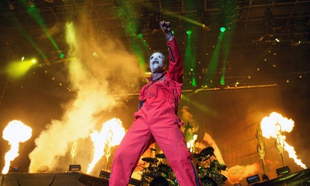 Slipknot with Special Guest Korn at Gexa Energy Pavilion on Friday, October 31, at 7 p.m. (Up to 42% Off)