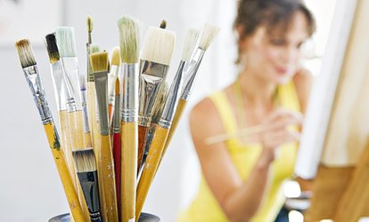 Three-Hour Painting or Sketching Workshop for £16 with Deana Kim Page
