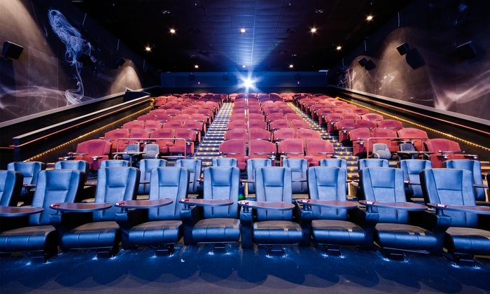 Studio Movie Grill - Second Ward: $5 for a Movie Outing with Ticket at Studio Movie Grill (Up to $10.25 Value)