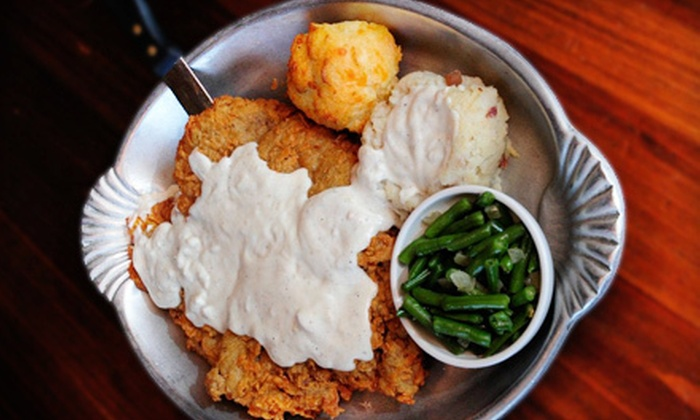 Shorty Small's - River Mountain: $12 for $25 Worth of Classic American Fare at Shorty Small's