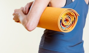 Coronado Hot Yoga: 20 Days or 2 Months of Unlimited Classes at Coronado Hot Yoga (Up to 81% Off)
