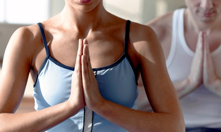 One Month of Unlimited Hot Yoga or TRX Cardio Kickboxing at Prana Hot Yoga & Body Sculpt (Up to 50% Off)
