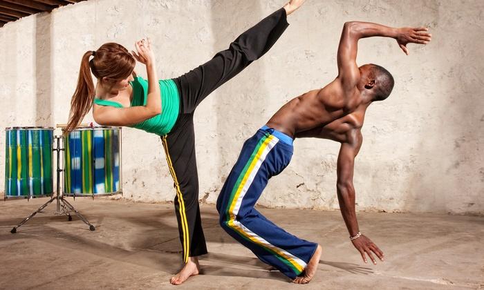 Capoeira Luanda Worcester - Lake Park: $25 for $50 Groupon — Capoeira Fitness Class