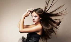 Le Salon Tout Simplement: Shampoing, soin, coupe et brushing avec couleur en option dès 19,99 € chez Le Salon Tout Simplement