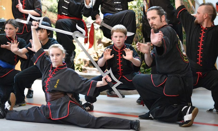 School of Shaolin Kung Fu - Coon Rapids: $21 for Six Kung Fu Classes at School of Shaolin Kung Fu ($50 Value)